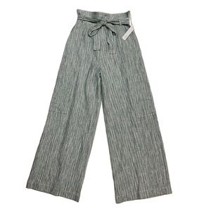Anthropologie Drew | linen blend pants